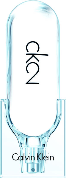 Calvin Klein 全新中性香水The Power of Two