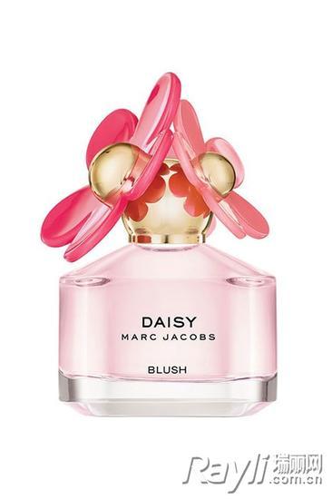花朵粉嫩少女心:Marc-Jacobs-Daisy-粉色限定系列2
