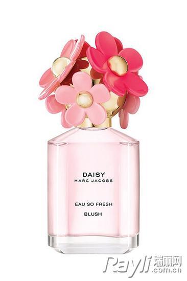 花朵粉嫩少女心:Marc-Jacobs-Daisy-粉色限定系列